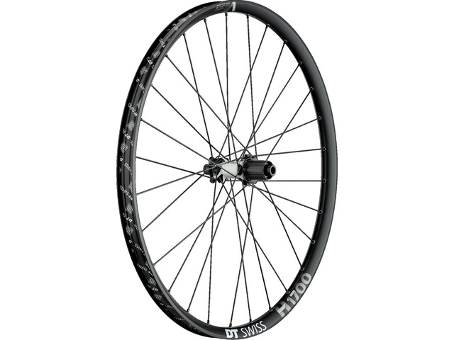 "DT Swiss H 1700 Spline Rear Wheel 27,5"" Hybrid Boost 30mm black"